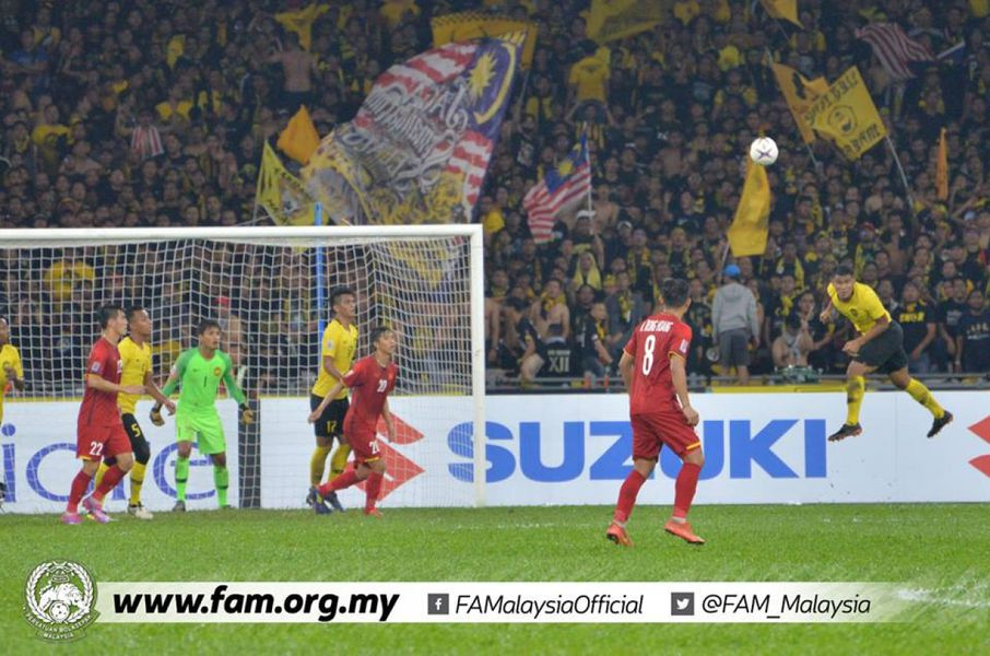 ภาพ: Football Association of Malaysia (Official)