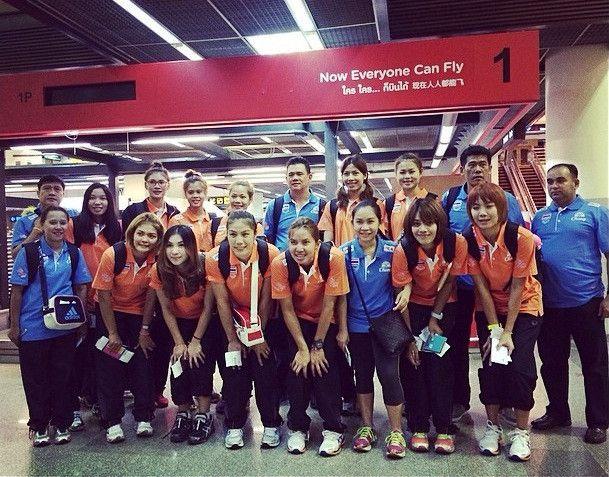 ทีมชาติไทยชุดวีทีวีคัพ2014
