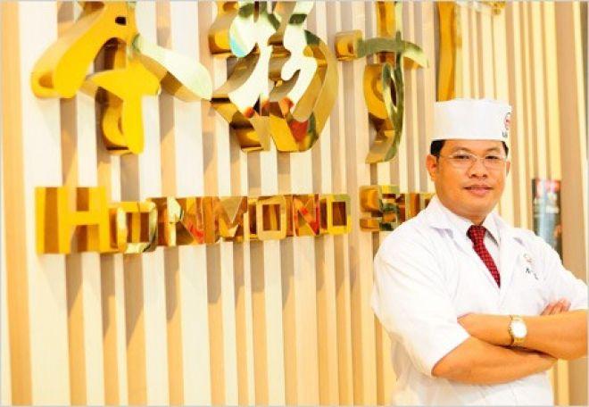 บุญธรรม ภาคโพธิ์ มาสนับสนุนมวยไทยอย่างเป็นทางการ