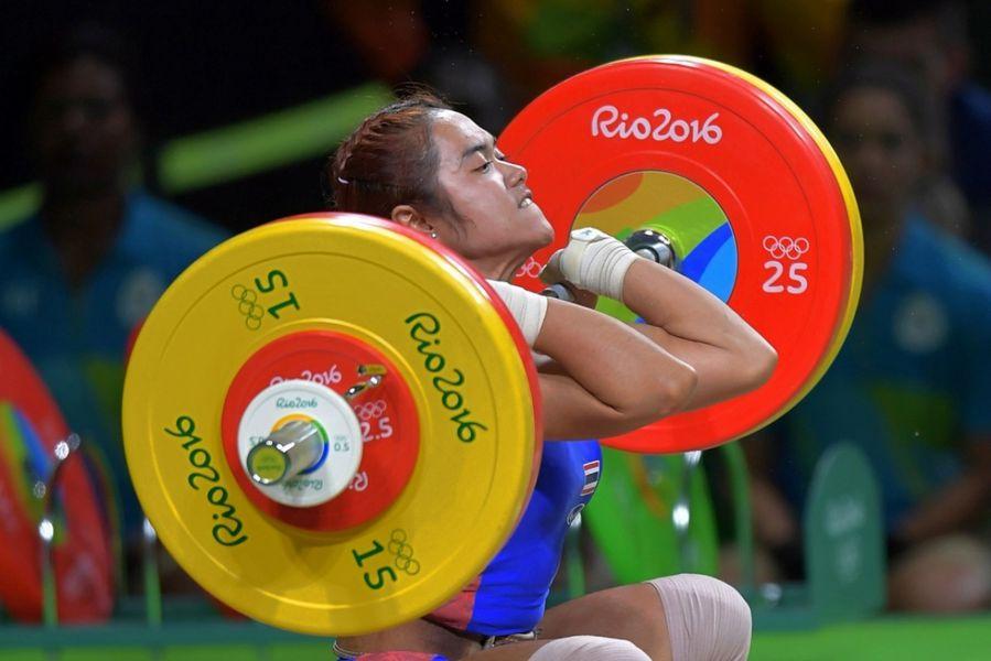 บันทึกเหตุการณ์ วันของน้องแนน ฮีโร่ประเดิมเหรียญทองโอลิมปิก