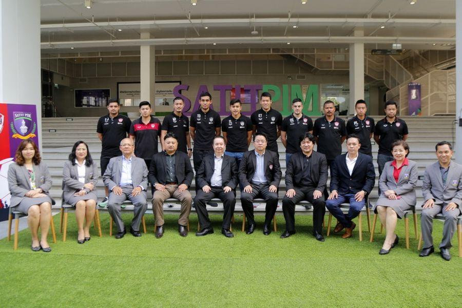 SCG เมืองทองฯ เซ็น MOU โรงเรียนปัญญาภิวัฒน์ ร่วมพัฒนาเด็กไทย