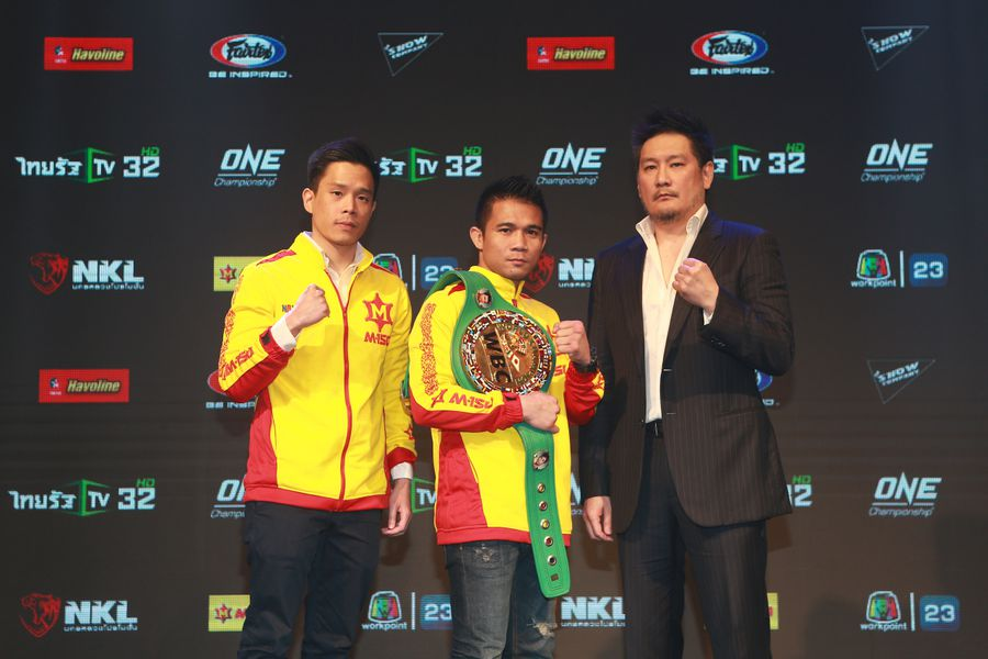 ONE Championship พร้อมเดินหน้าปลุกปั้นวงการมวยในทวีปเอเชีย